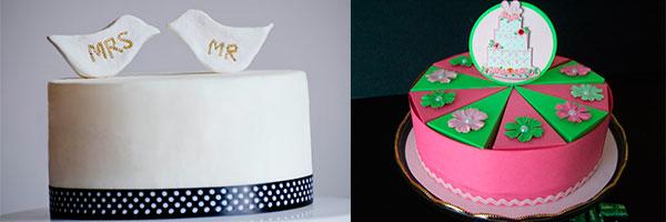 Торт пожеланий одним коржом