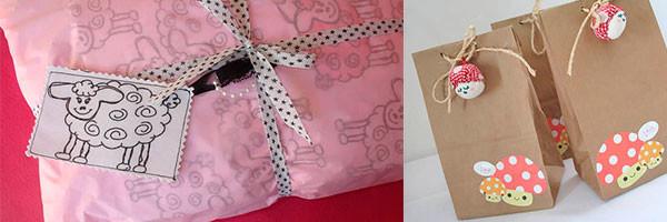 Идеи праздничной упаковки для подарка