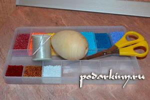 Материалы для плетения бисером