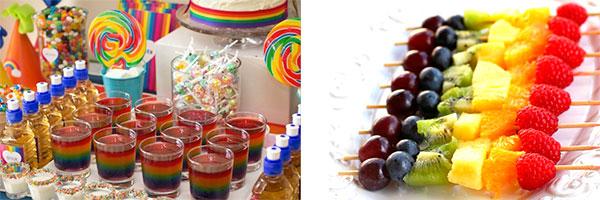 Идеи десертов на детский праздник