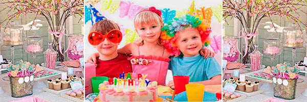 Сделать праздник ребенку