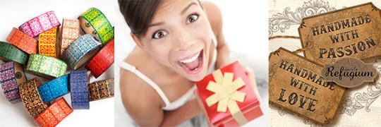 Подарок женщине: 7 идей для выполнения своими руками