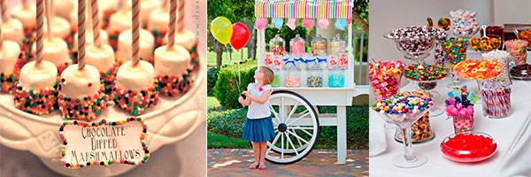 Идеи кэнди бара на день рождения ребенка