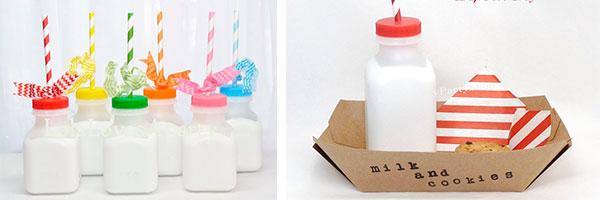 Способы подачи молока в кэнди баре