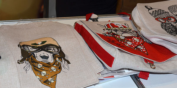 Новинки прикладной вышивки от Матренина Посада - рюкзаки и сумки